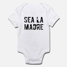 Sea la madre Infant Bodysuit