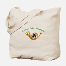 Kelly's Irish Brigade Tote Bag