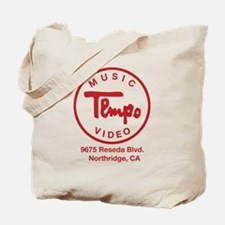 Tempo Records Throwback Tote Bag - Northridge