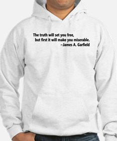 The truth will set you free - Hoodie