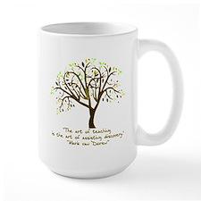 The Art Of Teaching Mug
