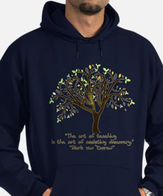 The Art Of Teaching Hoodie (dark)