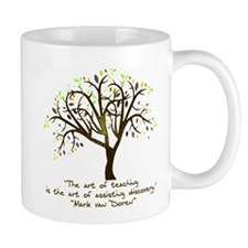 The Art Of Teaching Small Small Mug
