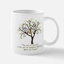 The Art Of Teaching Small Small Mug