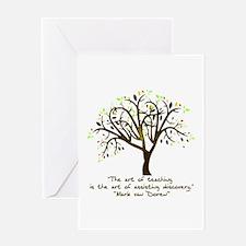 The Art Of Teaching Greeting Card