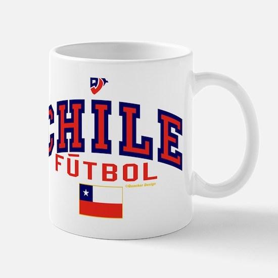 CL Chile Futbol Soccer Mug