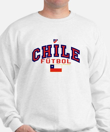 CL Chile Futbol Soccer Sweatshirt