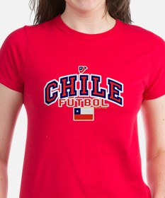 CL Chile Futbol Soccer Tee