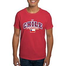 CL Chile Futbol Soccer T-Shirt