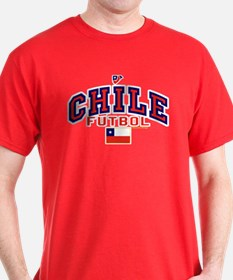 CL Chile Futbol Soccer T-Shirt