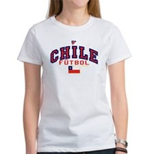 CL Chile Futbol Soccer Tee