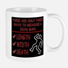 Cute Chalk outline Mug