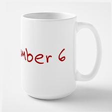 """November 6"" printed on a Mug"