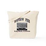 Rainbow Pier Tote Bag