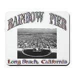 Rainbow Pier Mousepad