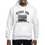 Rainbow Pier Hooded Sweatshirt