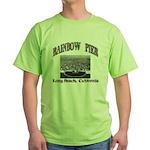 Rainbow Pier Green T-Shirt