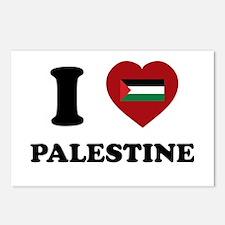 Unique Arabic palestine Postcards (Package of 8)