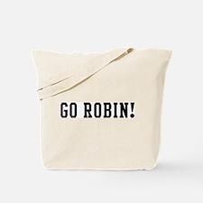 Go Robin Tote Bag