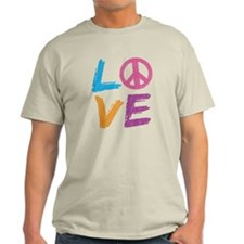 Love Peace Sign T-Shirt