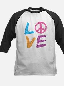Love Peace Sign Tee