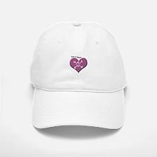 Love is Poison Baseball Baseball Cap