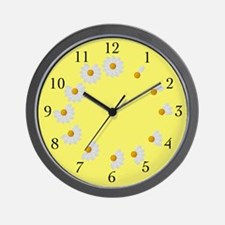 Bright as the Sun, Daisy Petal Clock