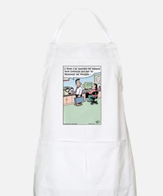 Recognize Printer BBQ Apron