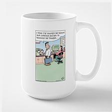 Recognize Printer Ceramic Mugs
