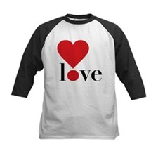 Love! in Red Tee