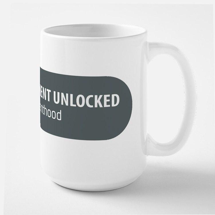 parenthood Large Mug