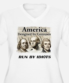 Designed by Geniuses T-Shirt