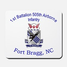 1st Bn 505th ABN Mousepad