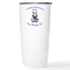 1st Bn 505th ABN Travel Mug