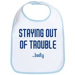 Staying Out Of Trouble (light Bib