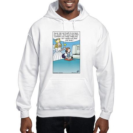 No Place Like Home Hooded Sweatshirt