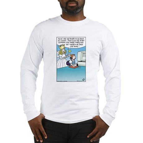 No Place Like Home Long Sleeve T-Shirt