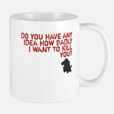 LOST Kill You Man In Black Mug
