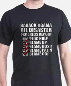Oil Disaster T-Shirt