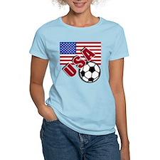 USA Soccer Team T-Shirt