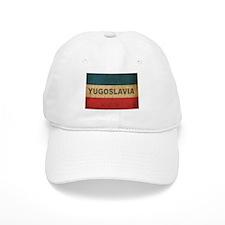 Vintage Yugoslavia Baseball Cap