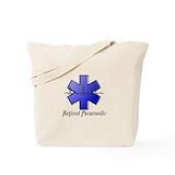 Paramedic Canvas Totes