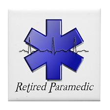 EMT/PARAMEDICS Tile Coaster