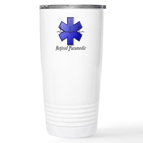 EMT/PARAMEDICS Stainless Steel Travel Mug