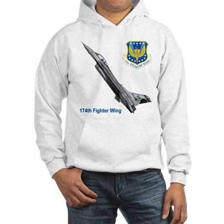 174th Fighter Squadron Hooded Sweatshirt
