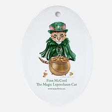 Finn McCool Ornament (Oval)