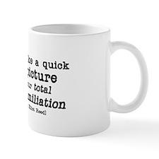 Total Humiliation Mug