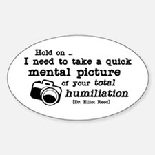 Total Humiliation Decal