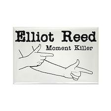 Moment Killer Rectangle Magnet