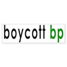 Boycott BP Bumper BP Gulf Oil Spill T-shirts and B